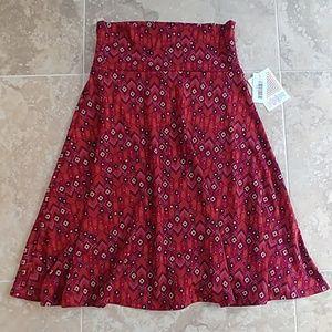 Lularoe Azure skirt S